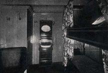 Old cruise cabin