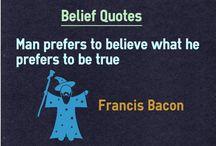 Believe Quotes / 0