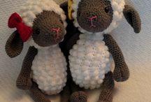 Mama Nana's Crocheted Items