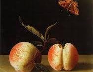 DO&CO Adriaen Coorte / Dutch Painter 1665-1707