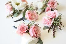 Personal Flowers / Corsages, Boutonnieres and flowers you can wear!
