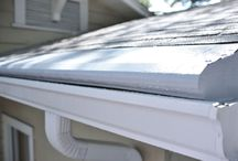 Gutter Helmet /  Design that guarantees homeowners a lifetime of maintenance-free gutters. Gutter Helmet is the most effective product on the market, it prevents leaves, ...