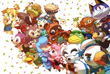 Animal Crossing Bilder