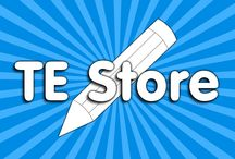 TE Store Certificates / You can now download some new and exclusive certificates in our TE Store. You get two per pack for only 99p. www.teachingessentials.co.uk/store.html