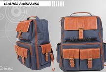 Leather Backpacks / Leather Backpacks
