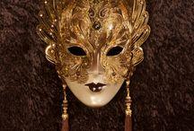 velencei karnevál maszk