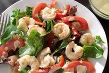 crazy about salad! / by Roxann McFarlane