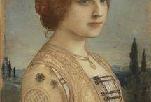 Portrait of a Lady / by Pek Gasparich