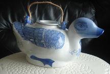 Teapots, Duck