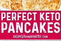 pancakes keto