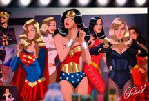 Comics ladies