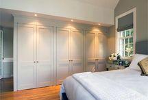 built in bedroom