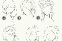 Dibujo manga / Estilo de Dibujo Manga,Anime,Etc