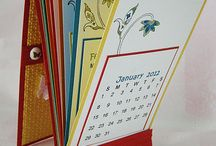Calendars/planners - inspiration