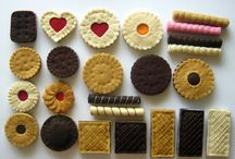 Felt biscuits