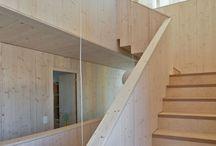 CLT + plywood