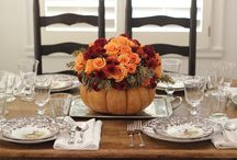 Fall Decor / by Cindy Taylor