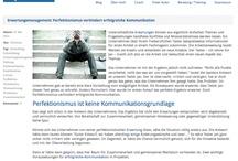 Kommunikation / Hier findet ihr Artikel und Infografiken rund um erfolgreiche und nachhaltige Kommunikation.