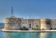 Taranto (Italia) e Puglia