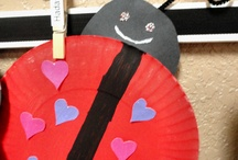 Valentine Activities / by Tracy Lynn Sharon