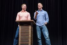Benham Brothers / The Benham Brothers visited CSU and spoke to faculty, staff and students. / by Charleston Southern