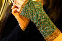 Inspiration for knitting