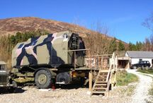 Alternative, Unusual, Exciting & sometimes CRAZY accommodation! / Accommodation for the adventurous...