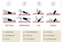 Sport et bien-être / Exercices et petits tips pour se sentir mieux dans sa peau