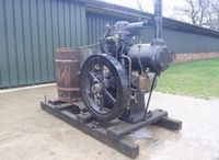 Old stationary engines