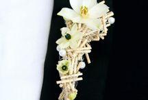 Bruidswerk/corsages