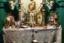 { My home Altar } / Just Faith