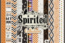 Spirited Collection / by Authentique Paper