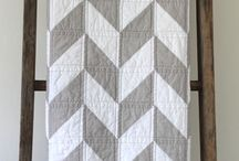 Quilt inspiration for baby bedding