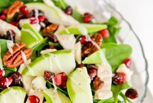 Salads / by Anita Zadora