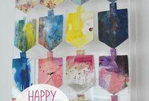 O' Hanukkah, O Chanukah / A Board full of fun ideas...Come celebrate Hanukkah with us!