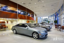 Automotive Projects / An example of our dealership and service center projects.