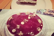 My own cakes / Mine egne kager