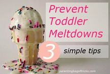 Toddlers Behavior / Understanding their mind is the key!