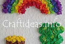 crafternoon ideas / by Sherri Davis