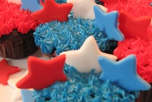 Memorial Day and Labor Day / ideas for your big memorial day and labor day parties, decoration ideas, and of course thrift store find!
