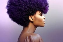Cheveux Afro-Afro Hair / Coloration-Haircolor-Texture-Afro
