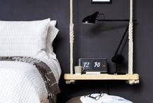 Bedroom - pareti colorate