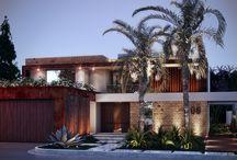 Pollis Arquitetura / Imagens geradas a partir de seus projetos