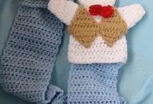 bufandas y chal