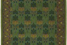 Bradbury & Bradbury Carpet Collection for the Tiger Rug Co.
