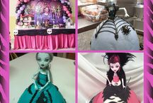 MonsterHigh birthday