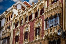 Mi aventura en España