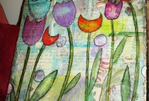 spring craft show inspiration / by Kathy Falat