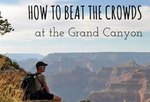 Trip to the Grand Canyon / by Jerusha Van Camp