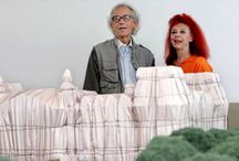 Jeanne-Claude-and-Christo